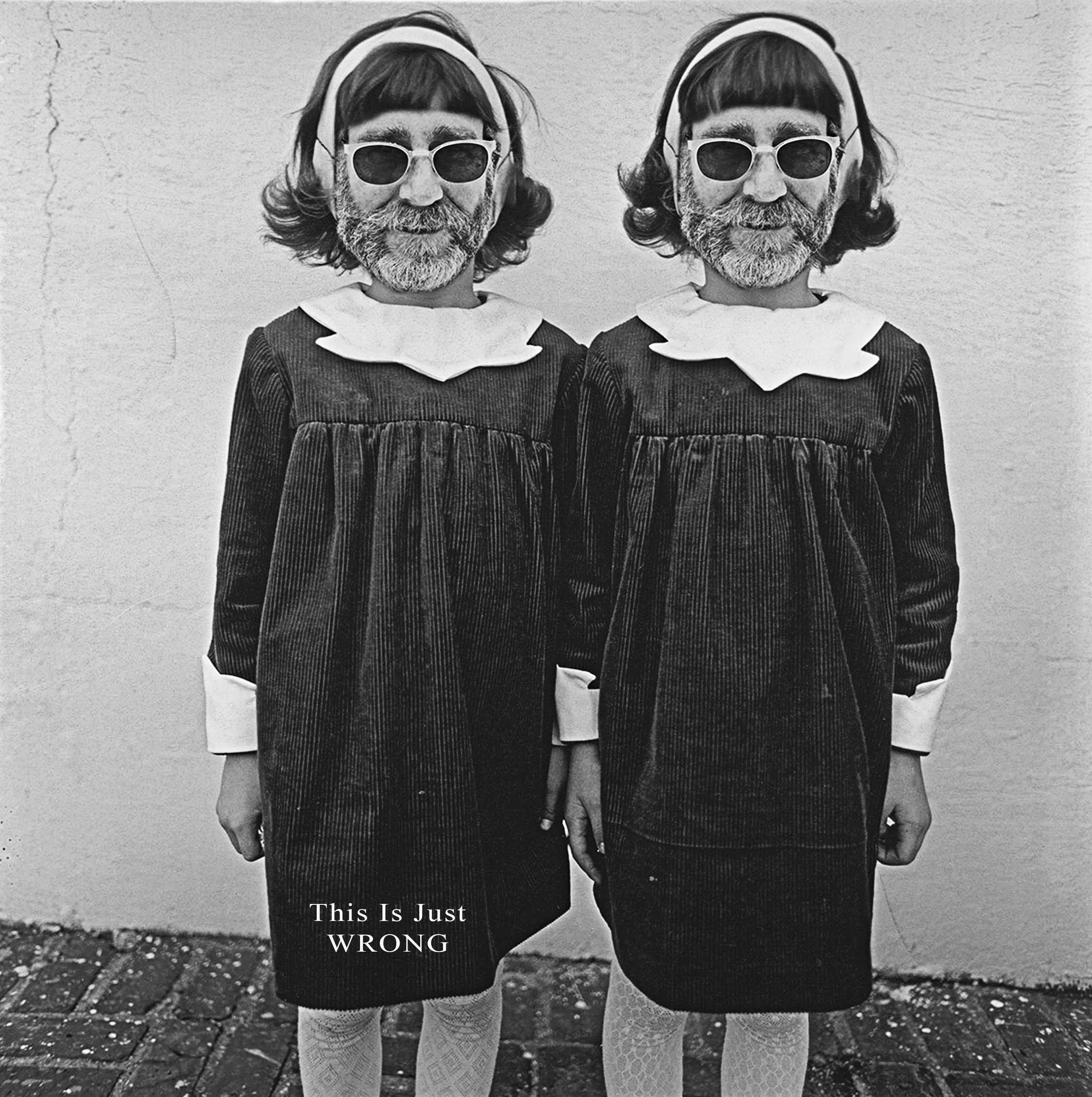 Identische Zwillinge, Roselle, N.J., 1967